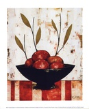 Pommes Rouges Posters by Constance Bachmann