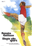 Elogio Allo Sport Prints by Renato Guttuso