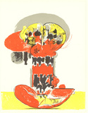 XXe Siecle no. 38 Collectable Print by Graham Sutherland