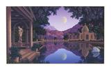 Ledas Bath Limited Edition by Jim Buckels