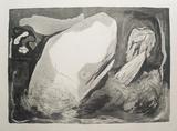 The Last Thrust Prints by Benton Spruance