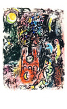 L'arbre de Jesse Collectable Print by Marc Chagall
