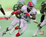 Thurman Thomas 1993 Action Photo