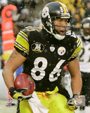 Hines Ward 2007 Action Photo