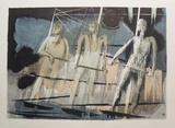 The Albatross Prints by Benton Spruance