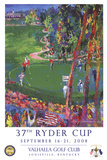 37th Ryder Cup Print by LeRoy Neiman