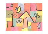 Comforts of the Orient Posters por Paul Klee