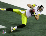 Hines Ward Super Bowl XLV Action Photo