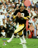 Terry Bradshaw Super Bowl XIII Action Photo