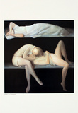 Avant de S'Endormir Poster by Leonor Fini