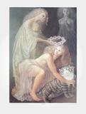 Le Couronnement de la Bienheureuse Feline Láminas por Leonor Fini