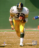 Franco Harris 1975 Action Photo