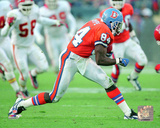 Shannon Sharpe 1997 Action Photo