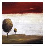 Treetops IV Prints by Ursula Salemink-Roos