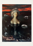 Le Bout Du Monde Art by Leonor Fini