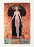 La Serrure Prints by Leonor Fini