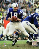 Johnny Unitas 1971 Action Photo