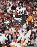 Walter Payton 1979 Action Photo