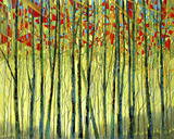 Energetic Breeze Limited Edition Print on Canvas by Ford Smith