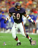 Mike Singletary 1990 Action Photo