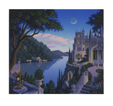 Cheshire Moon Limited Edition by Jim Buckels