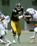 Joe Greene 1979 Action Photo