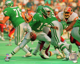 Randall Cunningham 1987 Action Photo