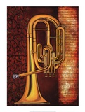 Tenor Horn Posters by Will Rafuse
