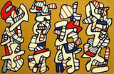 La Botte A Nique Premium Edition by Jean Dubuffet