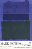 Museum of Modern Art in Venice Premium Edition by Mark Rothko