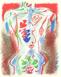 XXe Siecle no. 38 Collectable Print by Andre Masson