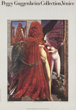 The Robing of the Bride Collectable Print by Max Ernst