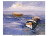 Resting Boats Prints by Vicki Mcmurry