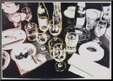 After the Party, c.1979 Mounted Print by Andy Warhol