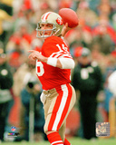 Joe Montana 1984 Action Photo