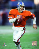 John Elway 1986 Action Photo