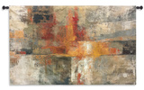 Silver and Amber Crop Wall Tapestry - Small Wall Tapestry