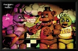 Five Nights At Freddy'S - Bandstand Trio Poster