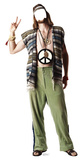 Hippie Stand-In Cardboard Cutouts