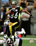 Hines Ward 2005 Action Photo