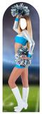 Cheerleader Stand-In Figuras de cartón