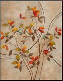 Autumn's Delight I Mounted Print by  Nan