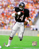 Walter Payton 1985 Action Photo