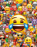Emoji- Collage Affiches
