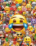 Emoji- Collage Posters