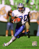 Barry Sanders 1998 Action Photo
