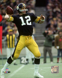 Terry Bradshaw 1972 Action Photo