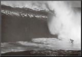 Waimea Bay, Hawaii Mounted Print by Bill Romerhaus