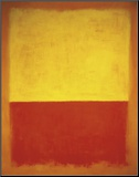 No. 12, 1954 Mounted Print by Mark Rothko