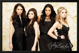 Pretty Little Liars- Black Dresses Photo